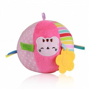 婴儿布球做法图解
