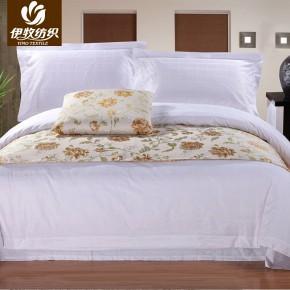 欧式花床旗床罩盖