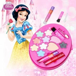 儿童化妆品彩妆眼影口红套装