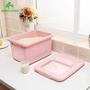 家用20斤装带盖塑料桶